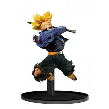 ESTATUA SUPER SAIYAN TRUNKS BY VAROQ 11cm BWFC VOL.2. DRAGON BALL Z