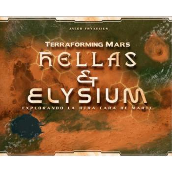 HELLAS & ELYSIUM -...