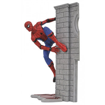 ESTATUA SPIDERMAN HOMECOMING 25cm GALLERY. MARVEL