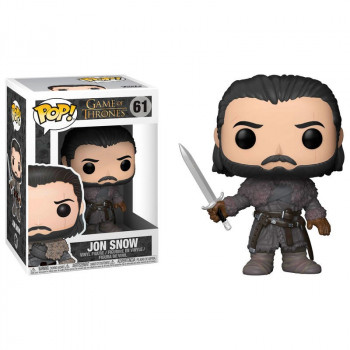 FUNKO POP! 61 JON SNOW....