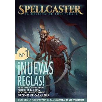 SPELLCASTER 01 LA REVISTA...