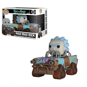 FUNKO POP! 37 MAD MAX RICK....