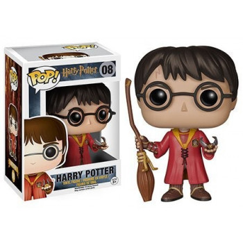 FUNKO POP! 08 HARRY POTTER QUIDDITCH. HARRY POTTER