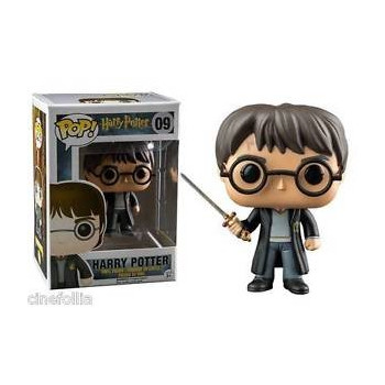 FUNKO POP! 09 HARRY POTTER CON ESPADA GRYFFINDOR