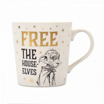 TAZA DOBBY THE HOUSE-ELVES....