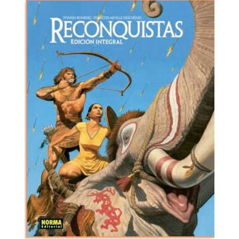 RECONQUISTAS. EDICION INTEGRAL
