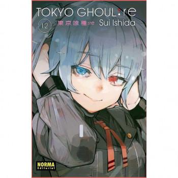TOKYO GHOUL RE 12