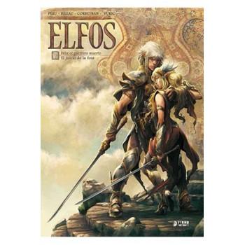 ELFOS 07. FELIZ EL GUERRERO MUERTO/ EL JUICIO DE LA FOSA