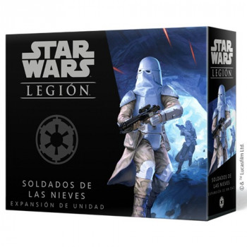 SOLDADOS DE LAS NIEVES - STAR WARS LEGION