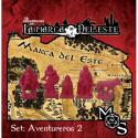 SET MINIATURAS AVENTUREROS 2 - AVENTURAS EN LA MARCA DEL ESTE