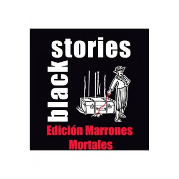 BLACK STORIES: MARRONES...