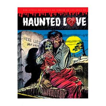 HAUNTED LOVE. BIBLIOTECA DE...