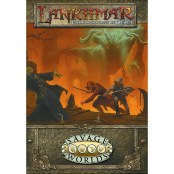 LANKHMAR: ENEMIGOS SALVAJES DE NEHWON - SAVAGE WORLDS
