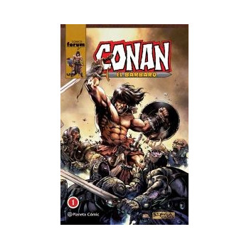 CONAN EL BARBARO 01 (INTEGRAL)