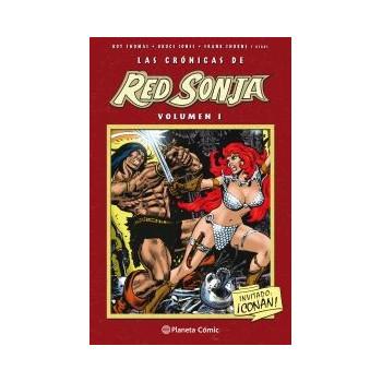 CRONICAS DE RED SONJA 01