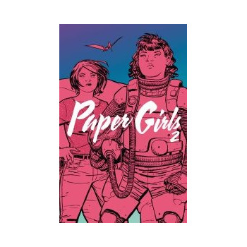 PAPER GIRLS 02 (TOMO)