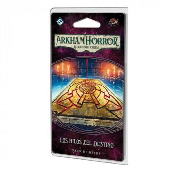 LOS HILOS DEL DESTINO / LA ERA OLVIDADA: EXPANSION ARKHAM HORROR - JUEGO DE CARTAS