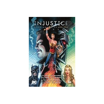 INJUSTICE: AÑO TRES (INTEGRAL)