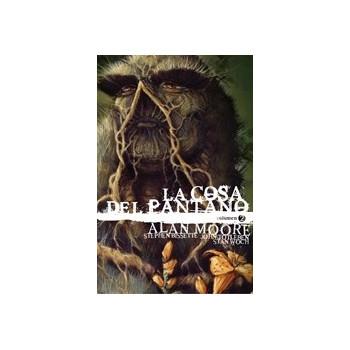 LA COSA DEL PANTANO DE ALAN MOORE: EDICION DELUXE 02