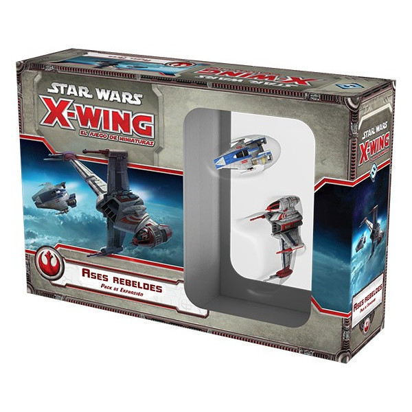 X-WING: ASES REBELDES