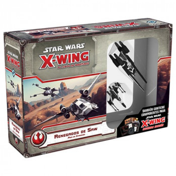 X-WING: RENEGADOS DE SAW