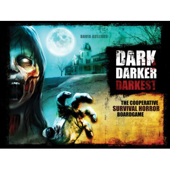 DARK DARKER DARKEST (INGLES)