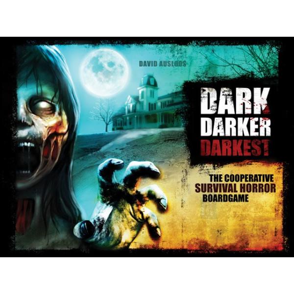 DARK DARKER DARKEST (INGLES)