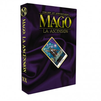 MAGO LA ASCENSION - EDICION...