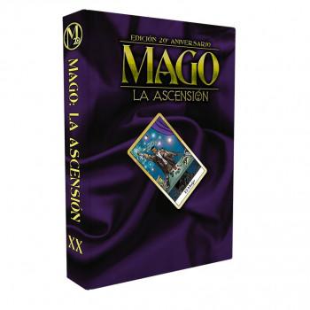 MAGO LA ASCENSION - EDICION 20 ANIVERSARIO: OPCION INICIADO