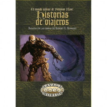 EL MUNDO SALVAJE DE SOLOMON KANE: HISTORIAS DE VIAJEROS - SAVAGE WORLDS