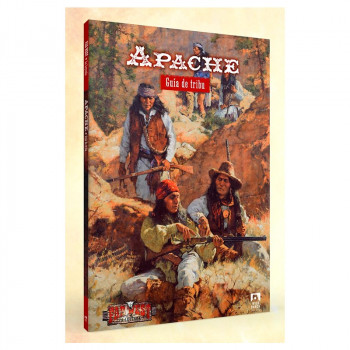 APACHE. GUIA DE TRIBU - FAR WEST: LA LEYENDA