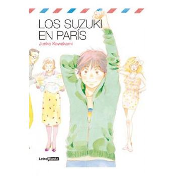 LOS SUZUKI EN PARIS