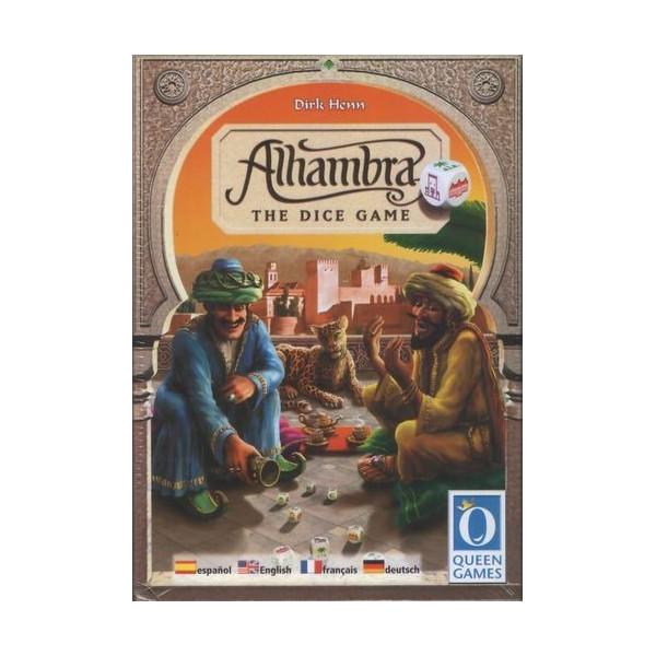 ALHAMBRA EL JUEGO DE DADOS