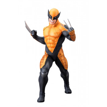 ESTATUA LOBEZNO WOLVERINE ARTFX 19cm. MARVEL NOW!