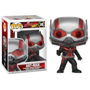 FUNKO POP! 340 ANT-MAN. ANT-MAN AND THE WASP
