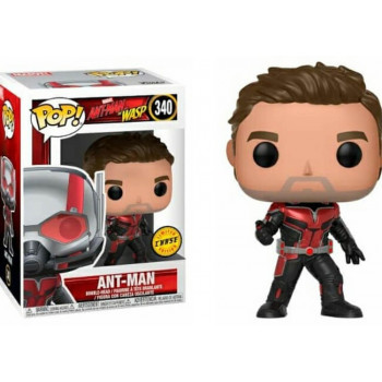 FUNKO POP! 340 ANT-MAN (CHASE). ANT-MAN AND THE WASP