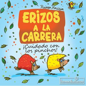 ERIZOS A LA CARRERA (OFERTA)