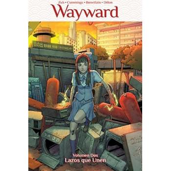 WAYWARD VOLUMEN 2: LAZOS QUE UNEN