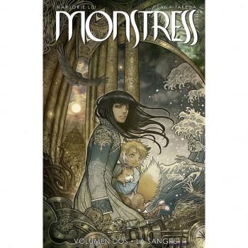 MONSTRESS 02 LA SANGRE