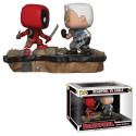 FUNKO POP! COMICS MOMENTS 318 DEADPOOL VS CABLE. DEADPOOL