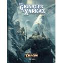 EL RESURGIR DEL DRAGON - LOS GIGANTES DE XARKAZ
