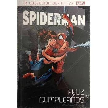 LA COLECCION DEFINITIVA DE SPIDERMAN. 25  FELIZ CUMPLEAÑOS