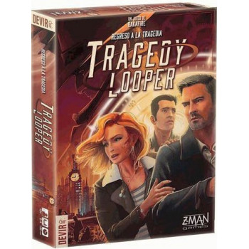 TRAGEDY LOOPER - REGRESO A...