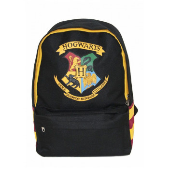 MOCHILA HOGWARTS STRIPED SHOULDER. HARRY POTTER
