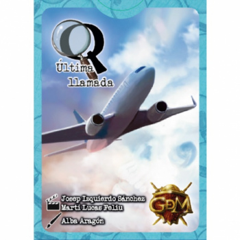 MISTERIOS Q - SERIE 1 - ÚLTIMA LLAMADA
