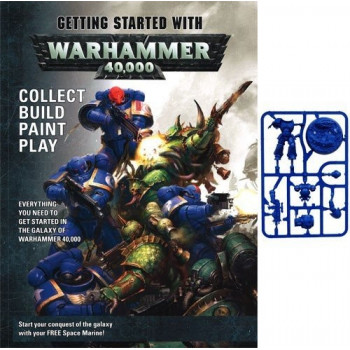GETTING STARTED WITH WARHAMMER 40,000 (INGLÉS)