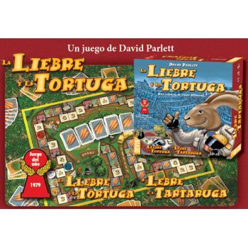 LIEBRE Y LA TORTUGA (OFERTA)