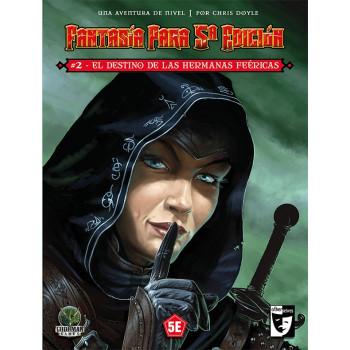 FANTASIA PARA 5ª EDICION -...