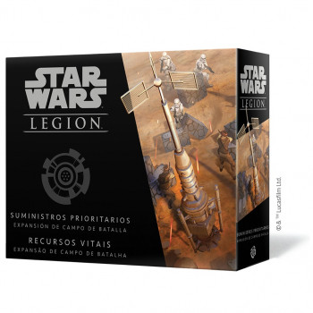 SUMINISTROS PRIORITARIOS - STAR WARS LEGION