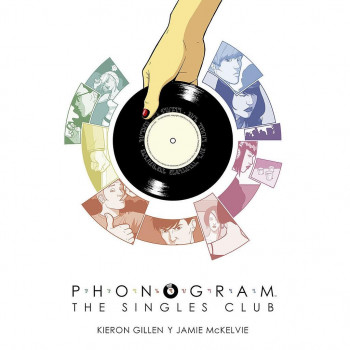 PHONOGRAM 02. THE SINGLES CLUB